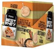 BEST WHEY DISPLAY 15 SACHÊS CHURROS