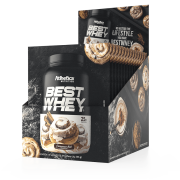 BEST WHEY DISPLAY 15 SACHÊS CINNAMON ROLL