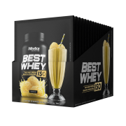 BEST WHEY ISO DISPLAY COM 15 SACHÊS MARACUJÁ