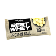 BEST WHEY PROTEIN BALL SACHÊ DOSE ÚNICA 50G CHOCOLATE BRANCO