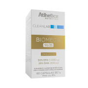 CLEANLAB® BIOMEGA TG 50/25 60 SOFTGEL