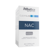 CLEANLAB® NAC (N-ACETYL-L-CYSTEINE 600 mg) 60 CÁPSULAS