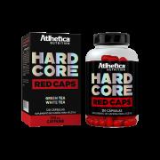 HARDCORE RED CAPS 120 CÁPSULAS