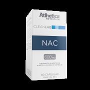 NAC (N-ACETYL-L-CYSTEINE 600 mg) 60 CÁPSULAS