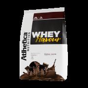 WHEY FLAVOUR® 850G MILK-SHAKE DE CHOCOLATE