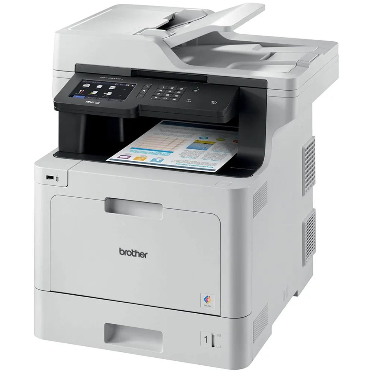 BROTHER MFCL8900CDW LASER COLORIDA