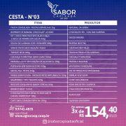 Cesta Sabor Capixaba nº 03