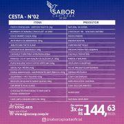 Cesta Sabor Capixaba nº 2