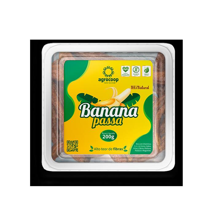 Banana passa especial 200g