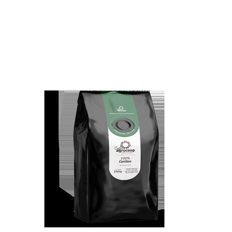 Café 100% Conilon Capixaba 250g