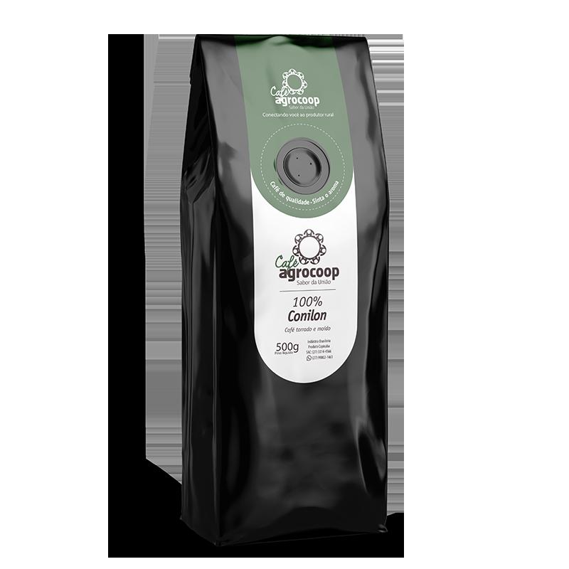 Café 100% Conilon Capixaba 500g