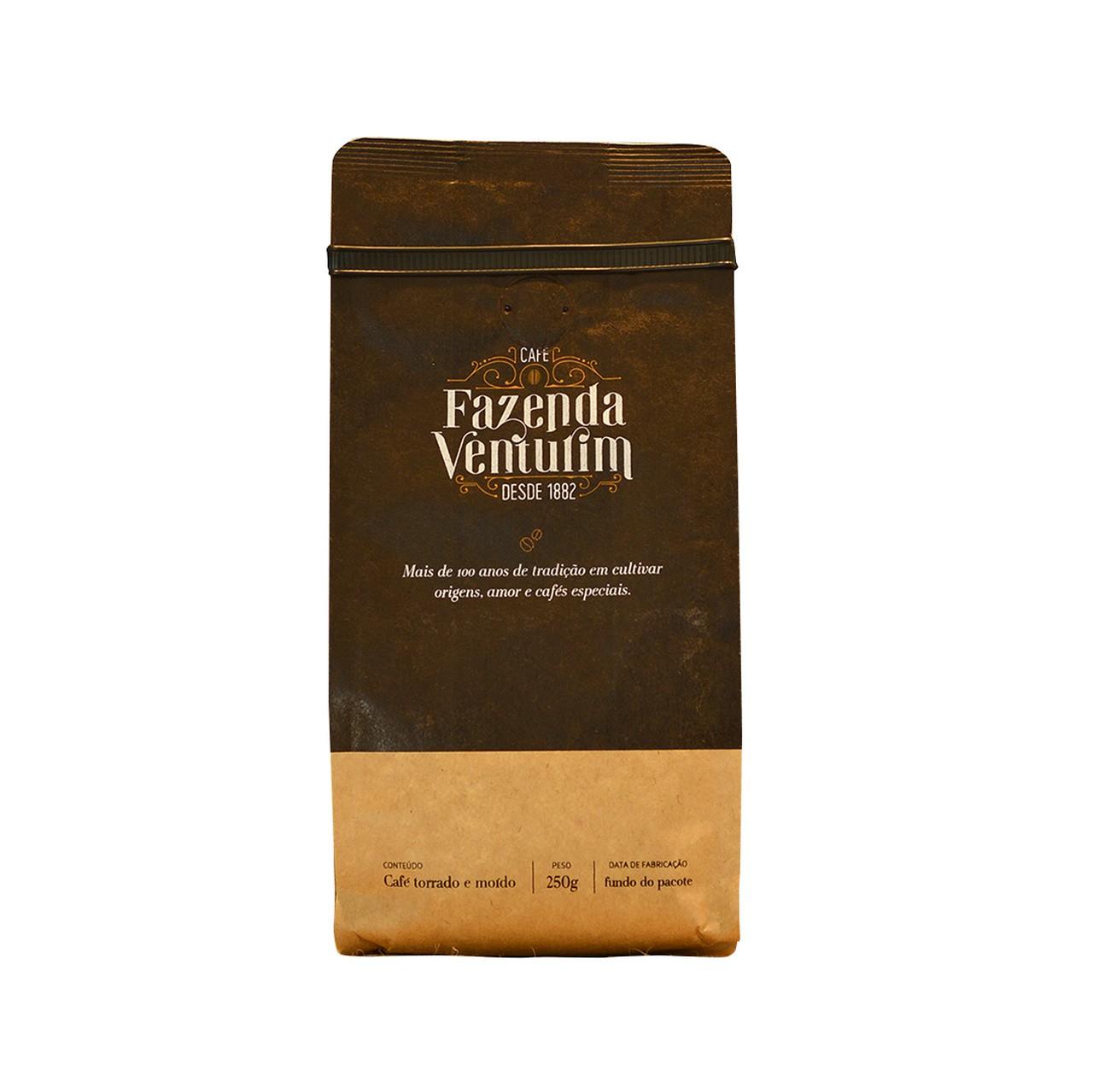 CAFÉ 100% CONILON ESPECIAL  250G