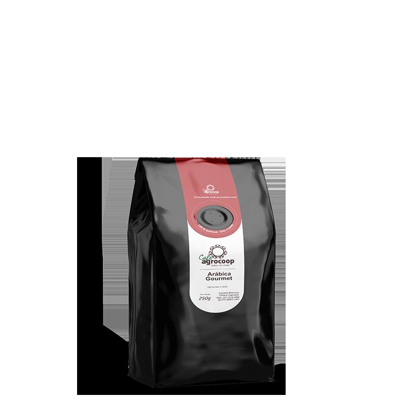 Café Arábica Gourmet 250g