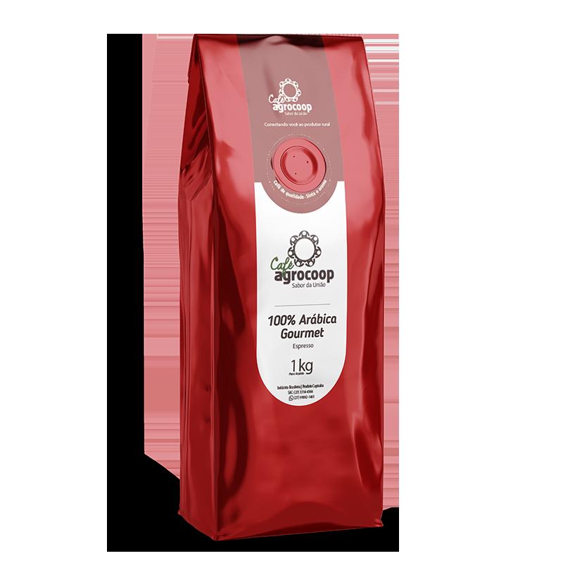 Café Arábica Gourmet Espresso 1kg