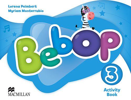 BEBOP 3 ACTIVITY BOOK