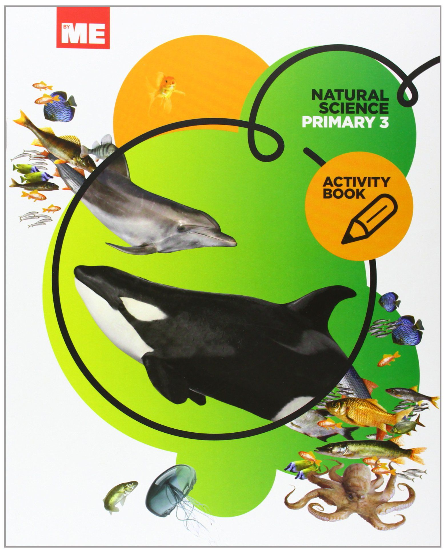 BILINGUAL BYME - NATURAL SCIENCE ACTIVITY BOOK-3