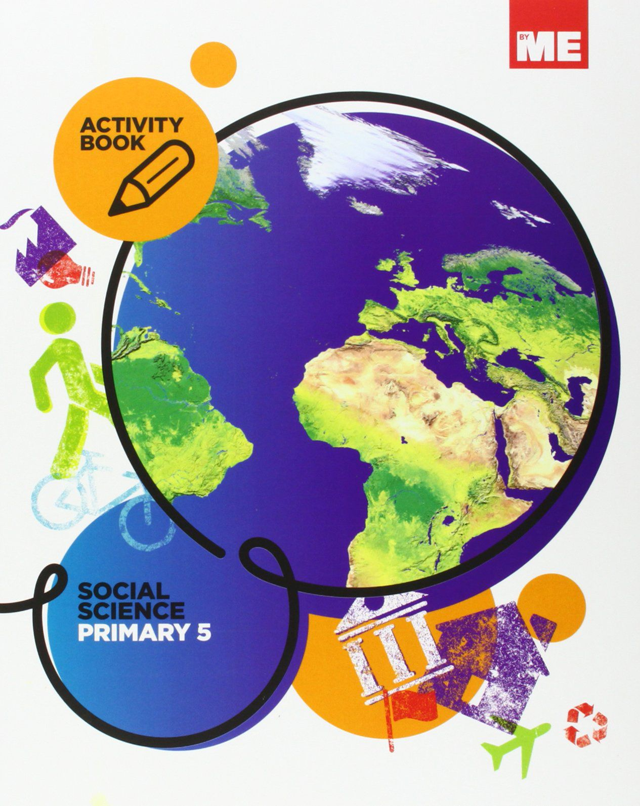 BILINGUAL BYME - SOCIAL SCIENCE ACTIVITY BOOK-5