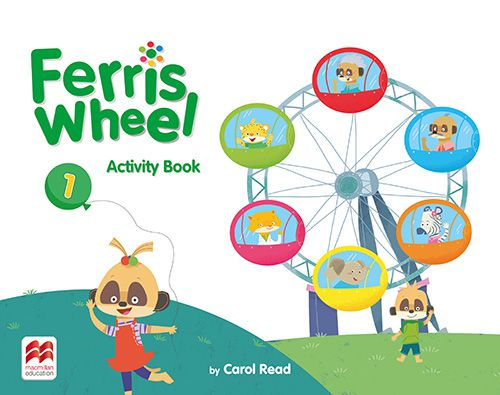 FERRIS WHEEL ACTIVITY BOOK-1