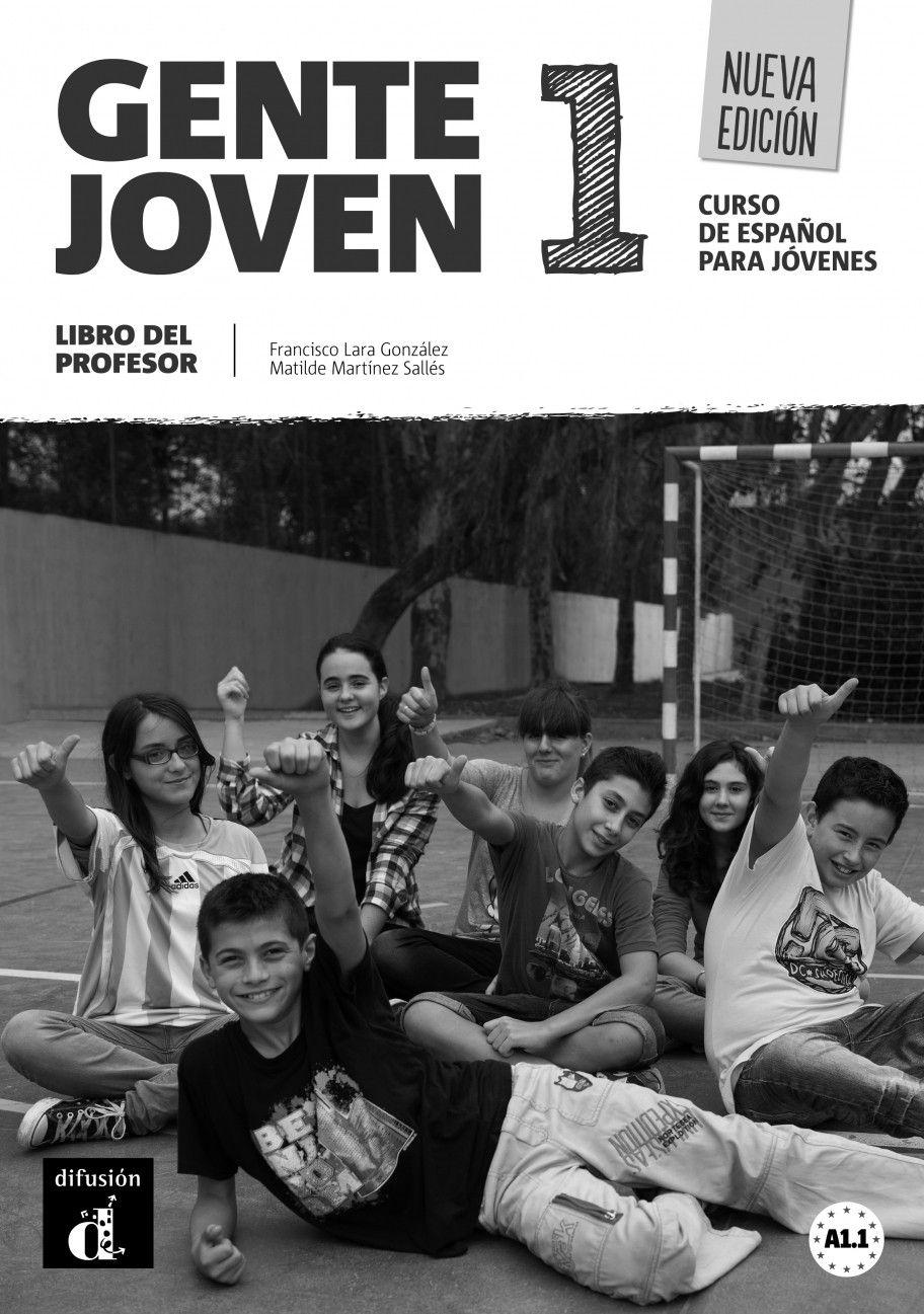 GENTE JOVEN 1 - LIBRO DEL PROFESOR - NUEVA EDICION