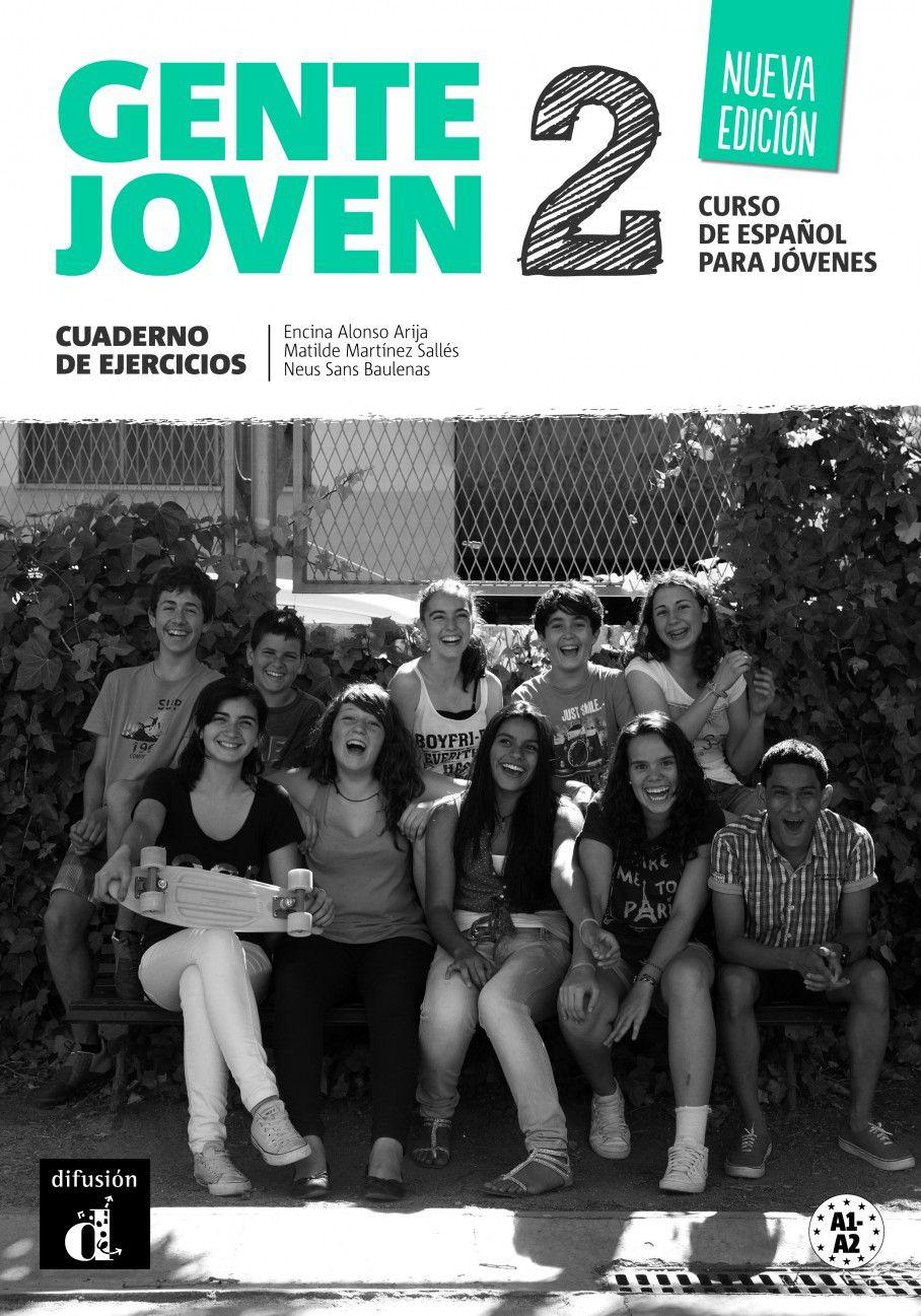 GENTE JOVEN 2 - CUADERNO DE EJERCICIOS - NUEVA EDI