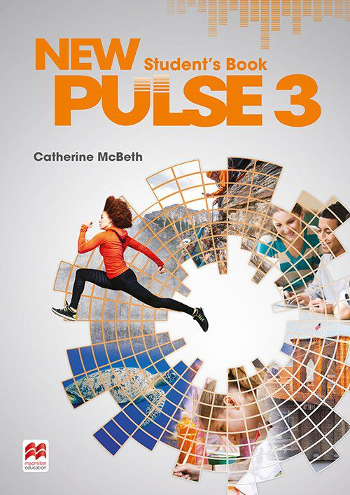 NEW PULSE STUDENTS BOOK PACK-3