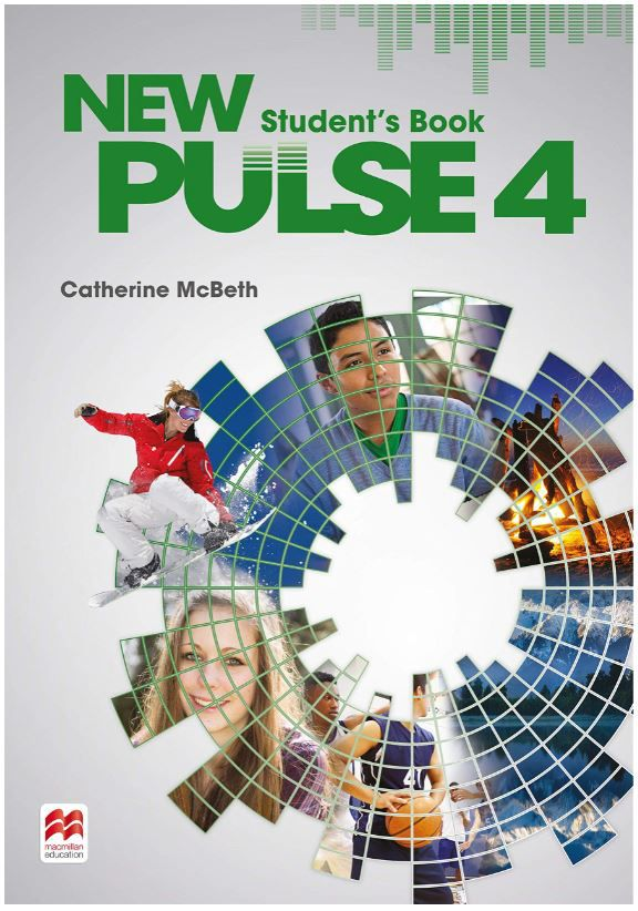 NEW PULSE STUDENTS BOOK PACK-4