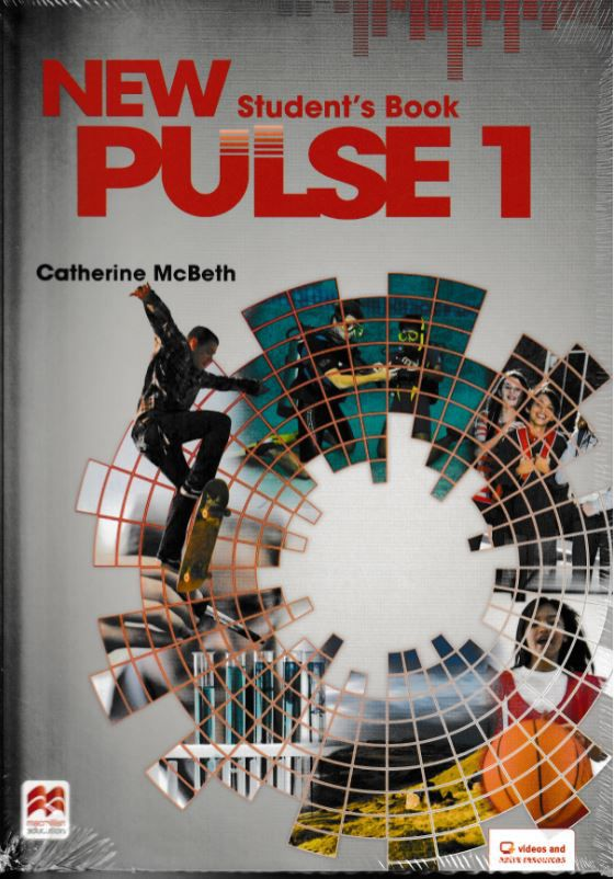 NEW PULSE STUDENTS BOOK PACK W/WORKBOOK-1