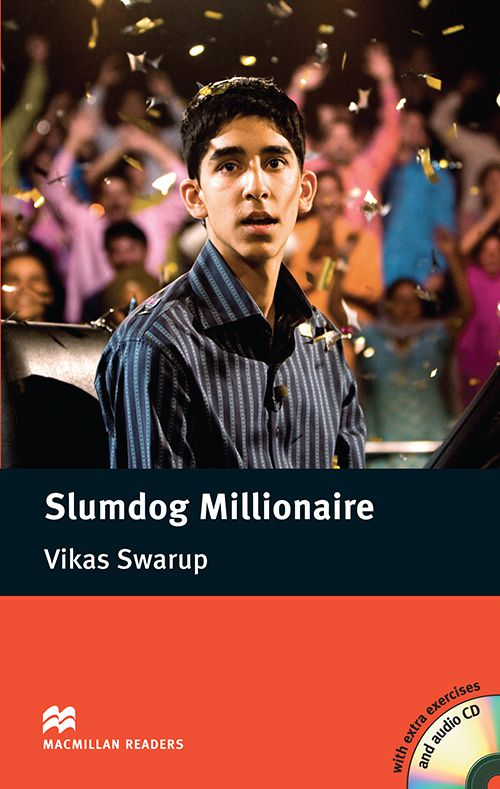 SLUMDOG MILLIONNAIRE - AUDIO CD INCLUDED