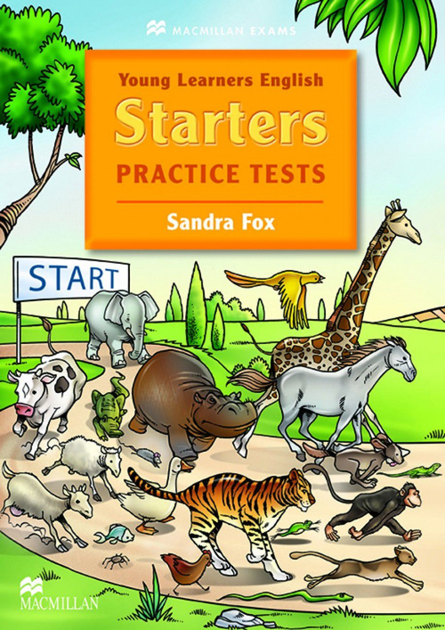 YOUNG LEARNERS ENGLISH STARTER PRACTICE TESTS SB D