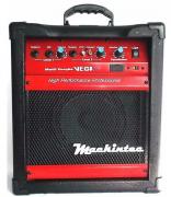 Caixa Amplificada Mackintec Vega60 Multiuso 15wrms