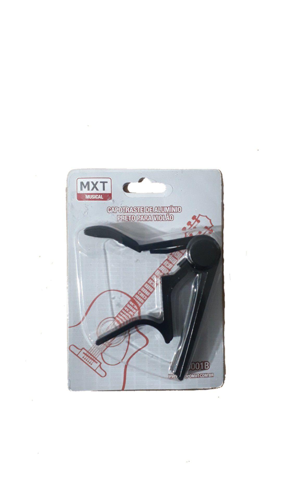 Abraçadeira Viol. Mxt Mc5001b 54521 P/viol.aço Preta