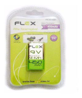 Bateria Flex Fx9v/45b1 450 Mah Recarregavel