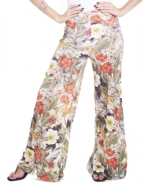 Calça OCNA BRASIL Descolada Floral