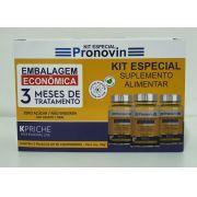 Pronovin Suplemento Alimentar Kpriche 90 comprimidos - EMBALAGEM ECONÔMICA