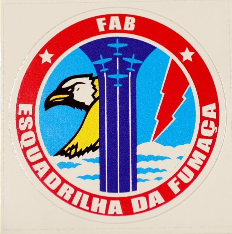 Adesivo Logo Ext. P