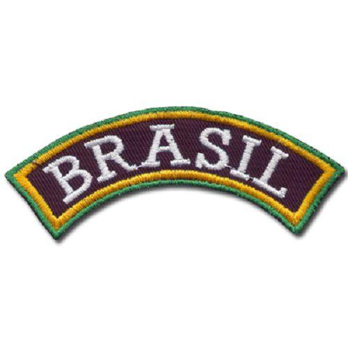 Bordado Brasil