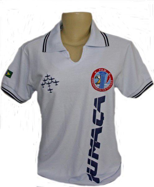 Camisa Pólo Fumaça Feminina