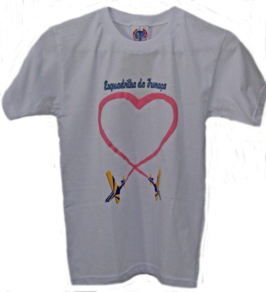 Camiseta Coração Infantil