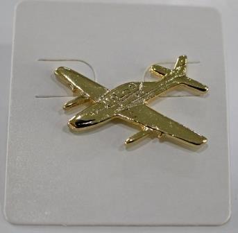 Pin A-29 Subalar Dourado