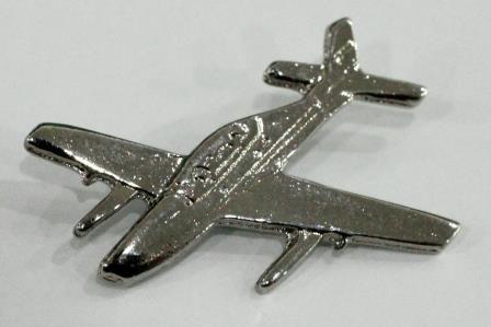 Pin A-29 Subalar Prateado