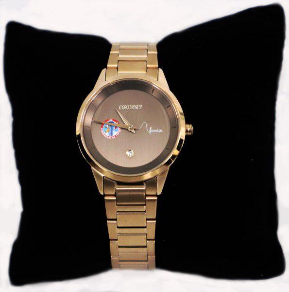 Relógio EDA Orient Rosé Gold