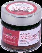 Geleia Premium de Morango com Pimenta Vila don Patto 195g
