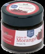 Geleia Premium de Morango Vila don Patto Zero Açúcar 195g