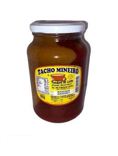Fondant de Leite com Goiaba Tacho Mineiro 650g  - Empório Don Patto