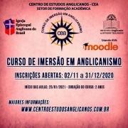 Curso de Imersão em Anglicanismo EAD - módulo I