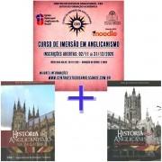 Curso de Imersão + Livros de História do Anglicanismo