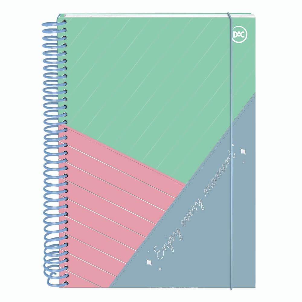 Caderno colegial enjoy 10 matérias