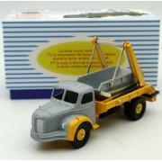 Miniatura Caminhão Berliet Multibenne Marrel Prototype 1/43 Dinky Toys
