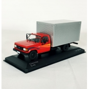 Miniatura Caminhão Chevrolet D-40  1/43 Whitebox