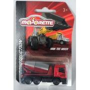 Miniatura Caminhão Man TGS Mixer 1/64 Majorette